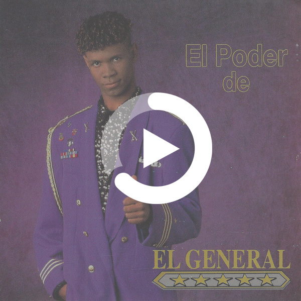 El Poder de El General produced by Michael F. Ellis